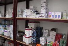 لجنة الصحة في الرقة تسلم أدوية لمستودع المشفى الوطني في المدينة