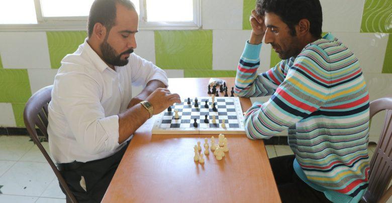 بطولة للشطرنج في الرقة بمشاركة عشرة لاعبين
