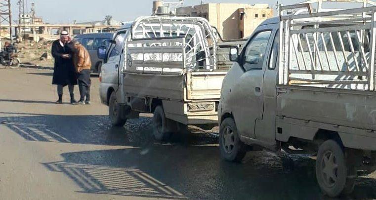 إدارة النقل في دير الزور توضح سبب إغلاق كراج الصالحية وتعد باتخاذ إجراءات جديدة