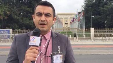 موفد بيسان إف إم - يحدثنا عن مجريات اليوم الثالث من إجتماعات اللجنة الدستورية 27 - 11 - 2019