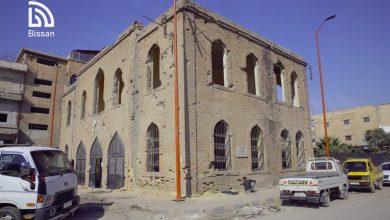 متحف الرقة الأثري في مدينة الرقة (صورة)