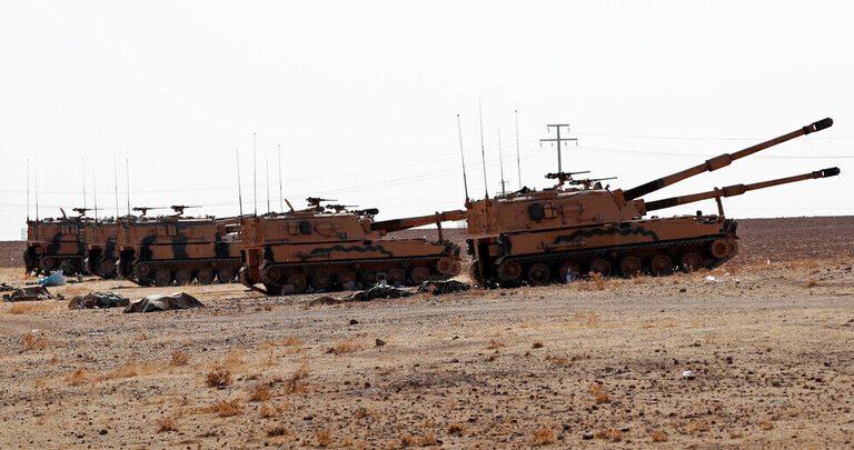 الإدارة الذاتية: مقتل 10 أشخاص وإصابة العشرات بقصف تركي على تل رفعت