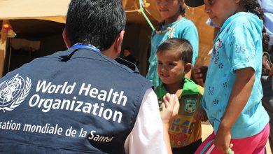 الكشف عن الدعم الذي تقدمه منظمة الصحة العالمية إلى سوريا لمواجهة كورونا