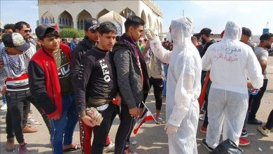 إصابات فيروس كورونا في العراق تقترب من حاجز 6 آلاف