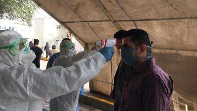تسجيل حالتي وفاة جديدتين و50 حالة إصابة بكورونا في العراق