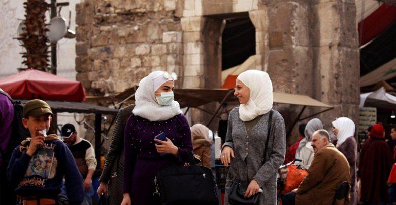 ارتفاع عدد المصابين بفيروس كورونا في مناطق النظام السوري إلى 86