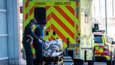 وفيات كورونا في بريطانيا تتجاوز 43,000