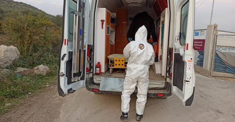 أكثر من 250 إصابة جديدة بفيروس كورونا في شمال غرب سوريا
