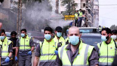 عدد المصابين بفيروس كورونا في لبنان يتخطى 110 آلاف