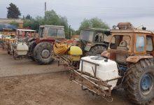 """منظمة """"معاً لأجل الجرنية"""" تؤكد استمرار مشروع """"دعم القمح"""" بريف الطبقة الشمالي"""