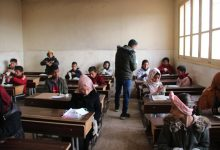 """""""سام للتنمية"""" تواصل حملتها التوعوية للحد من انتشار كورونا في هجين"""
