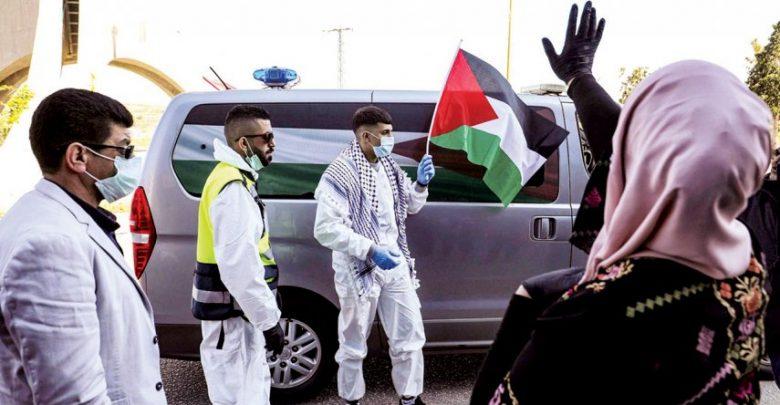عدد المصابين بفيروس كورونا في فلسطين يلامس 200 ألف