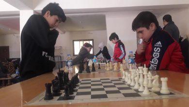 الاتحاد الرياضي يختتم بطولة شطرنج في الطبقة