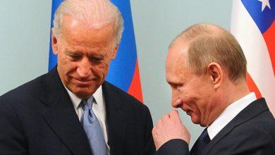 بايدن غير نادم على وصف بوتين بالقاتل