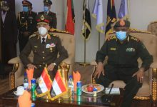 توقيع اتفاقية للتعاون العسكري بين مصر والسودان