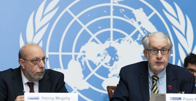 لجنة التحقيق الدولية بشأن سوريا تؤكد ارتكاب النظام جرائم ضد الإنسانية