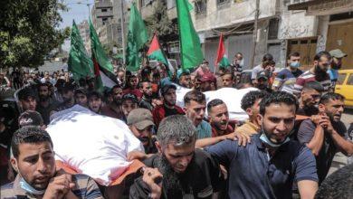 ارتفاع حصيلة ضحايا القصف الإسرائيلي على غزة إلى 26 قتيلاً