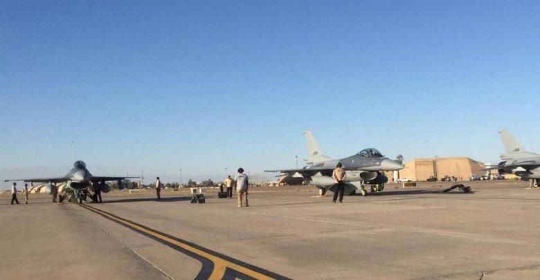 ضبط منصات صواريخ معدة لاستهداف قاعدة تضم قوات أمريكية في العراق
