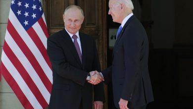 انطلاق قمة بوتين - بايدن في جنيف