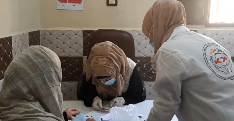 إحصاء 825 مصاباً بالسرطان في مدينة الرقة